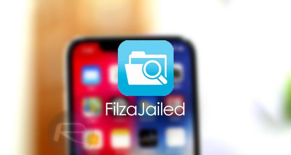 FilzaJailed IPA Download On iOS 11 Lets You Install Filza