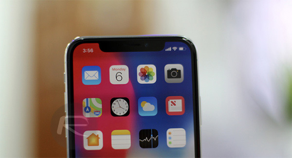 Apple Looking Into Reducing Notch Size For Truly Bezel-Less