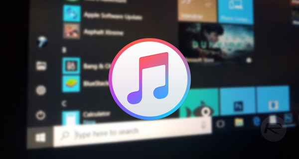 iTunes Microsoft Windows Store Release Date Has Been Pushed