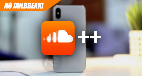 SoundCloud++ iOS 11 IPA Download On iPhone [No Jailbreak Required