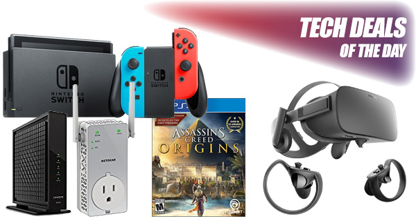 Tech Deals 90 Off Nintendo Switch Bundle 50 Off Assassin S
