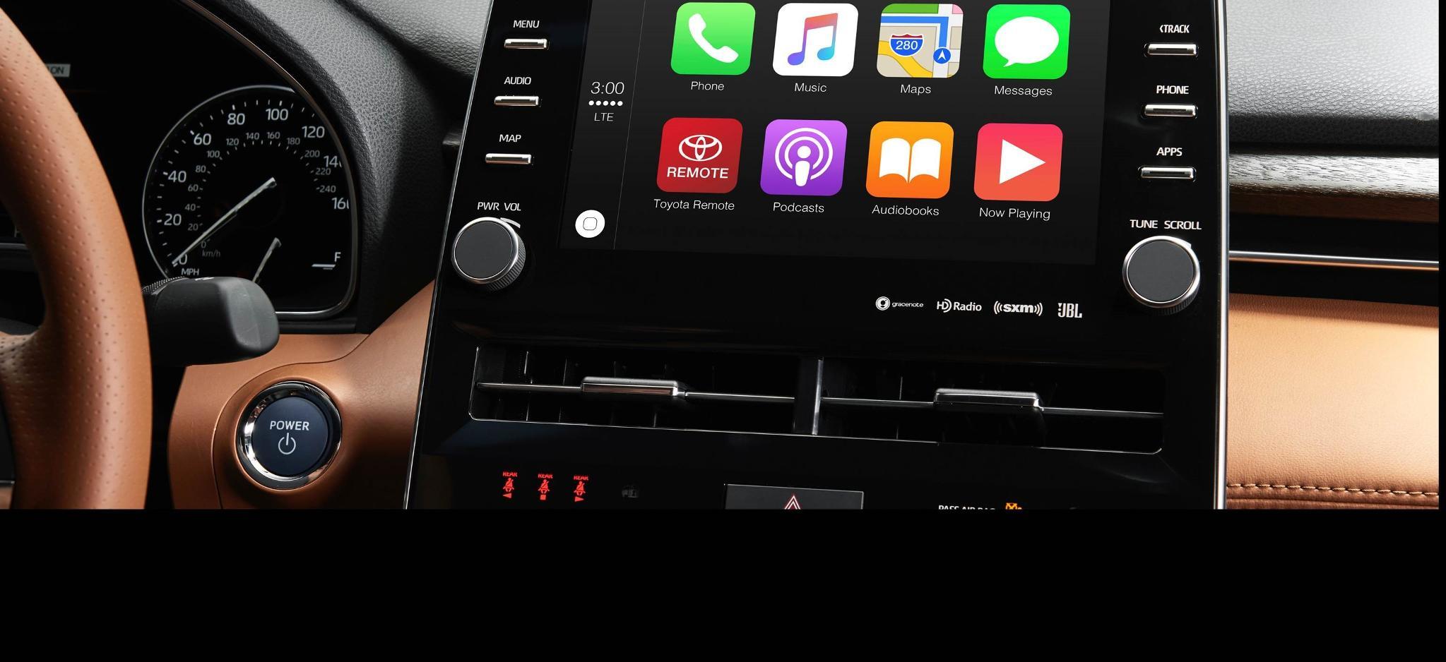 Lexus Apple Carplay >> Toyota And Lexus Finally Embracing Apple Carplay In Upcoming