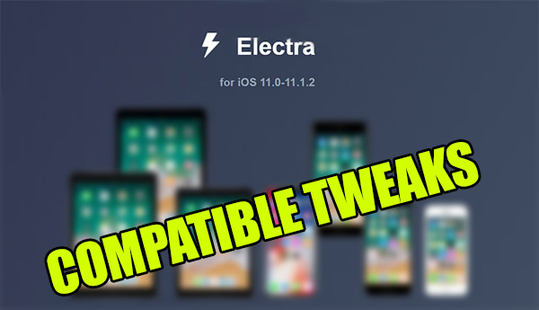iOS 11 1 2 Jailbreak Tweaks Cydia Compatibility List For