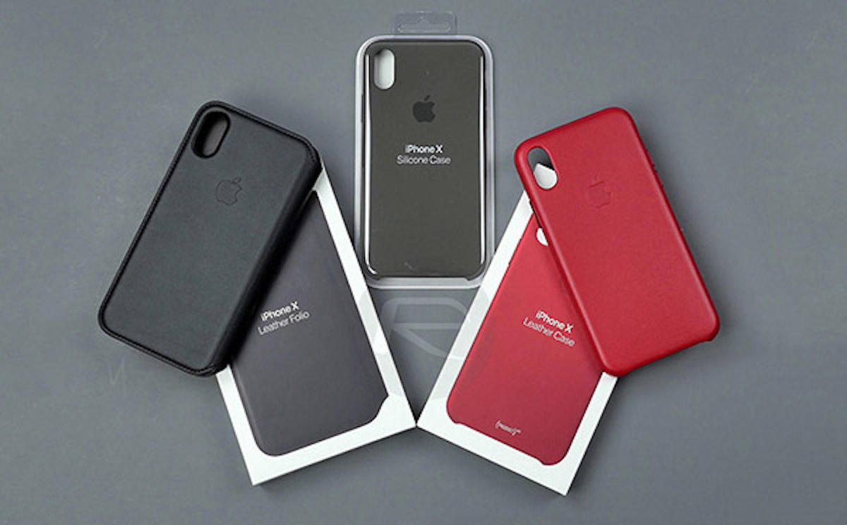 new concept 4cafe 2503f Deal Alert: Official iPhone X, 8, 7, Plus Leather Cases From Apple ...