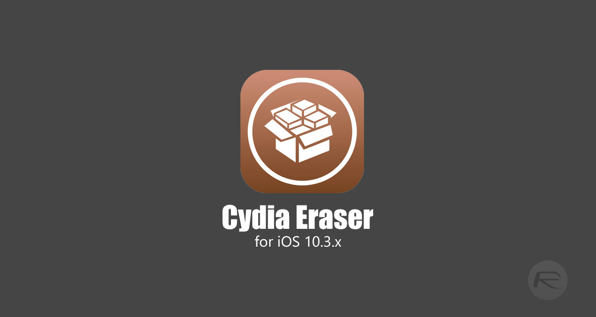 Enable Cydia Eraser On iOS 10 3 3 Jailbreak And Fix Errors
