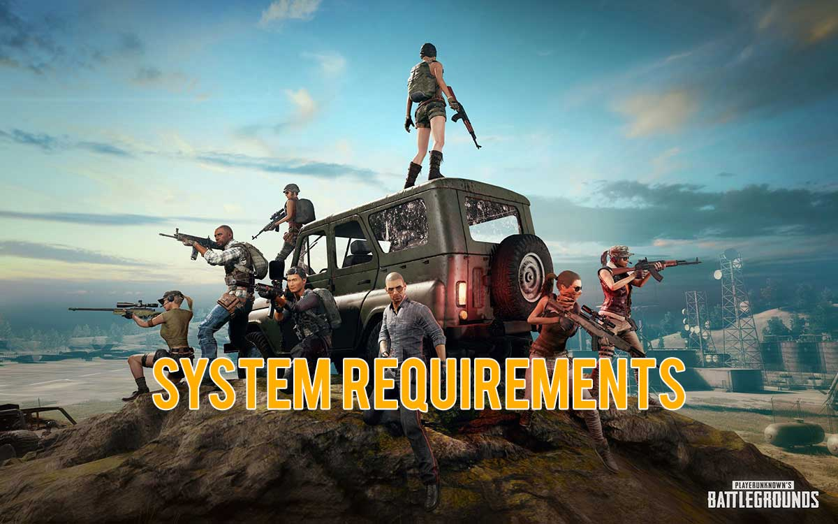 PUBG Mobile System Requirements For Android And iOS Devices