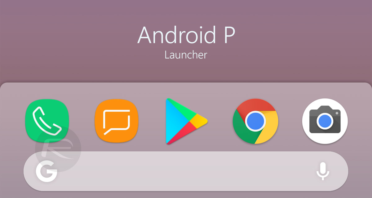 Android P Launcher APK Download For All Devices Now