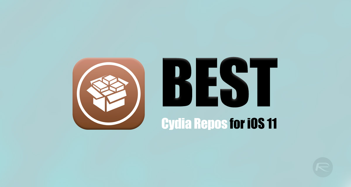 Best Cydia Repos / Sources For iOS 11 Jailbreak Electra