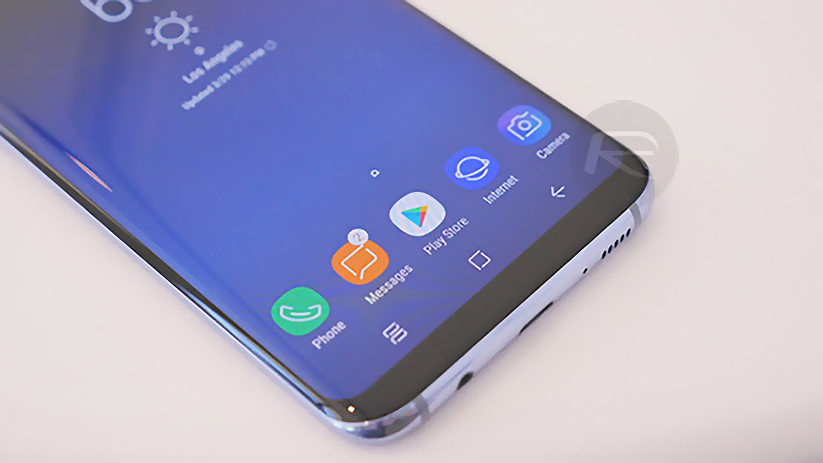 Force Android Oreo 8 x Update On Galaxy S8 Right Now, Here's