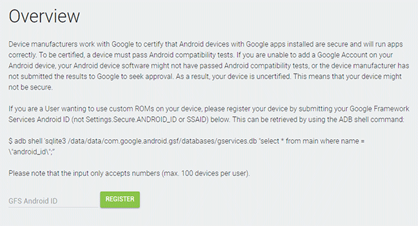 How To Fix Device Is Not Certified By Google Error On Android [Guide ...