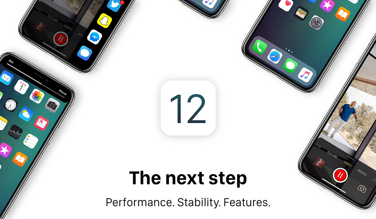 iOS 12 Concept Envisions New Lock Screen, Guest Mode, Split