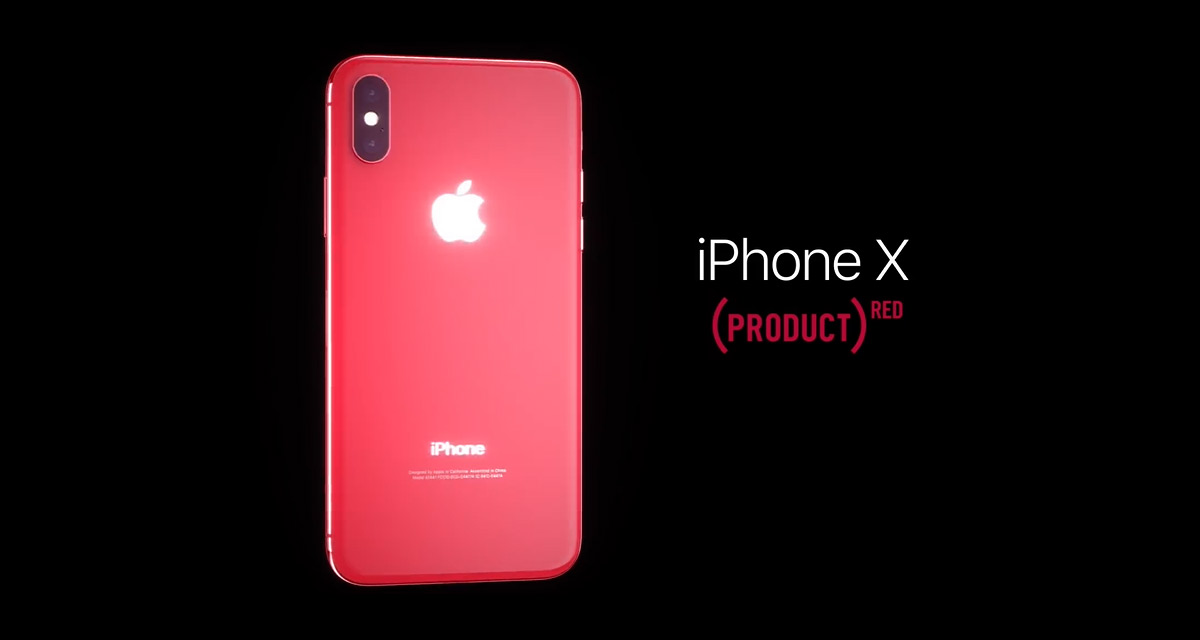 want here s what a product red iphone x variant will look like