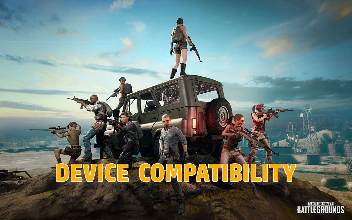 Pubg Hd Wallpaper 4k For Laptop: PUBG Mobile Compatible Phones And Devices [Full