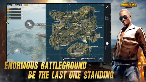 PUBG Mobile Canada English iOS Download Link For iPhone And iPad
