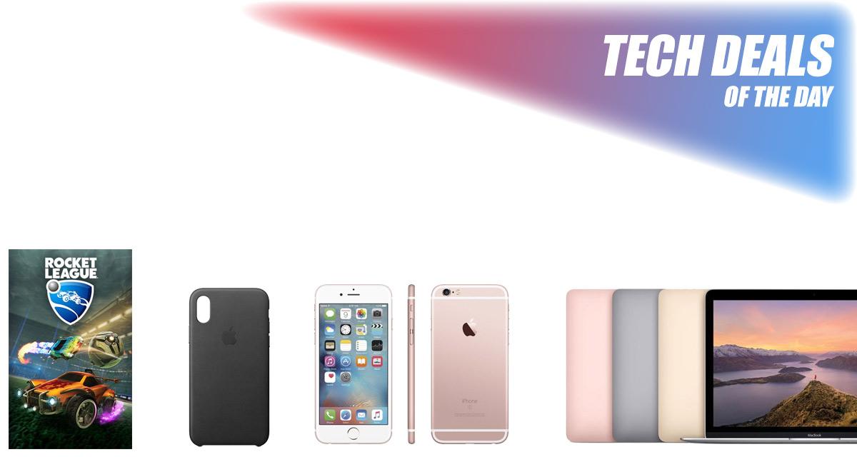 Pubg Mobile Hdr Iphone 6s: Tech Deals: $15 Rocket League For Nintendo Switch, $176