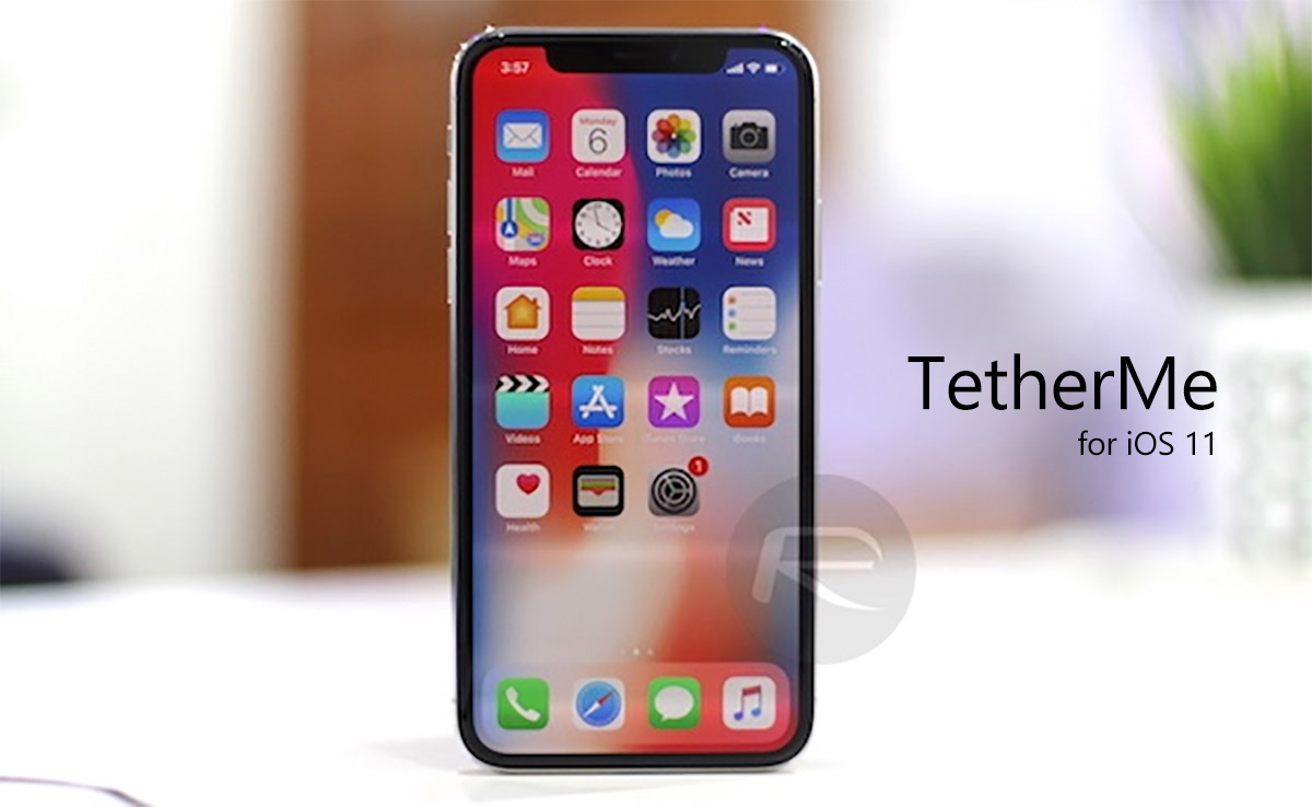 TetherMe iOS 11 IPA For Electra Jailbreak Released, Lets You