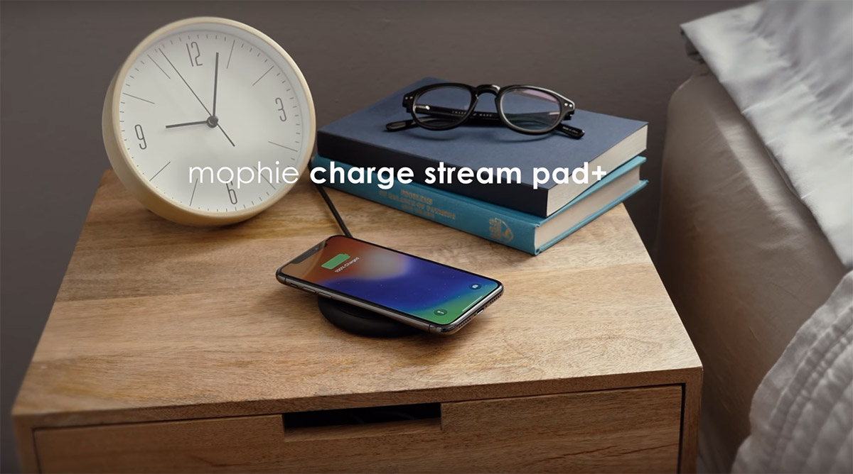 buy popular 27bce 77717 Mophie Releases 10W Fast Wireless Charging Pad For iPhone X, 8 ...
