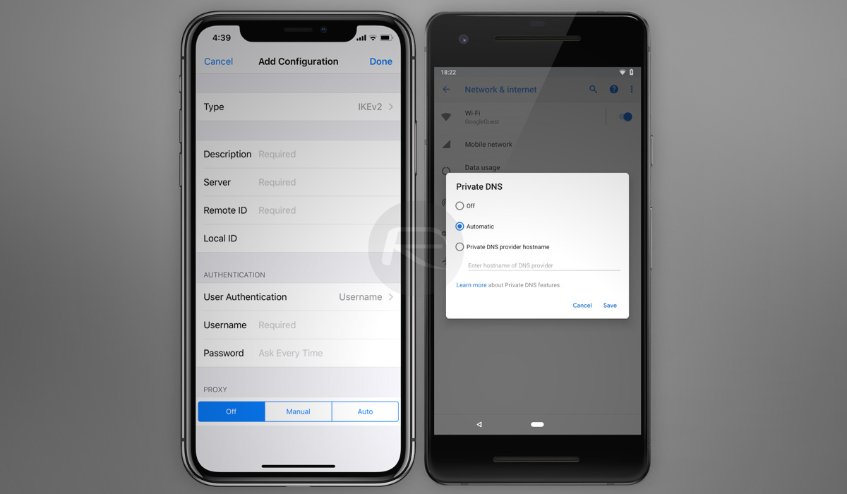 Android P Multitasking Recent Apps Screen Getting iOS-Like