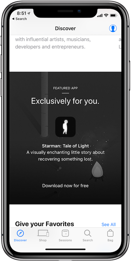 $4 iOS Game Starman Goes Free For Limited Time, Here's How