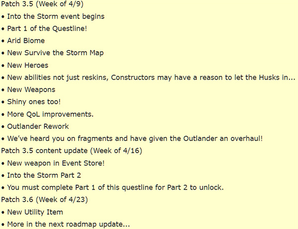 fortnite patch notes today