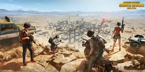 Pubg Mobile Hd Coming Soon: PUBG Mobile 0.5.1 APK, IOS Update With MiraMar Desert Map