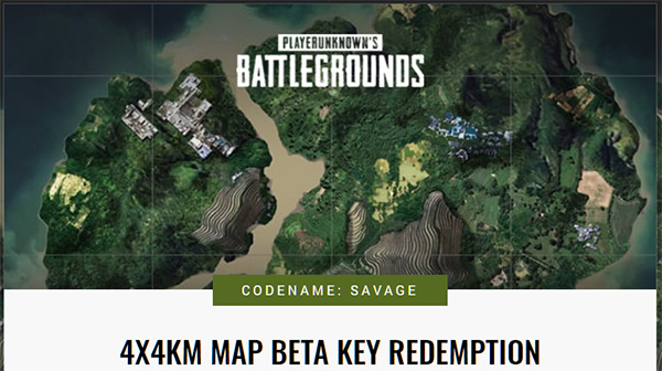 What You Can Learn From The Team Behind Pubg: PUBG Savage Map Key: Here's How To Get It The Right Way