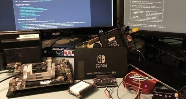 Nintendo Switch Fusée Gelée Jailbreak Hack Gets Detailed