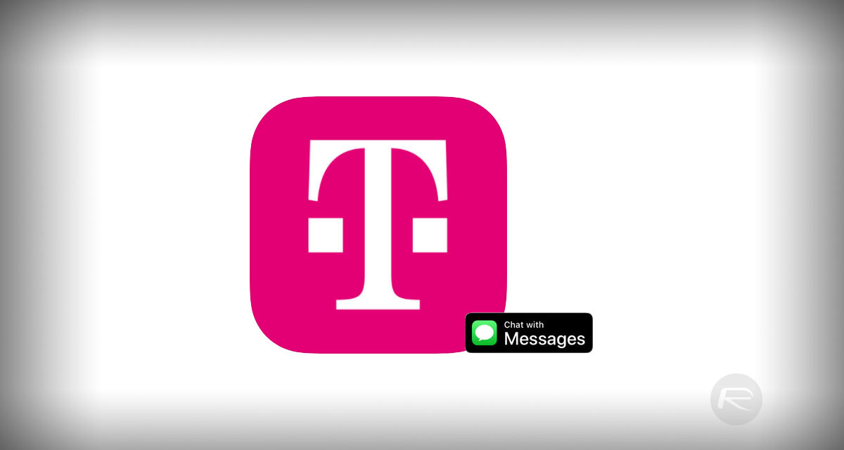 T-Mobile Adds Business Chat For iMessage Support | Redmond Pie
