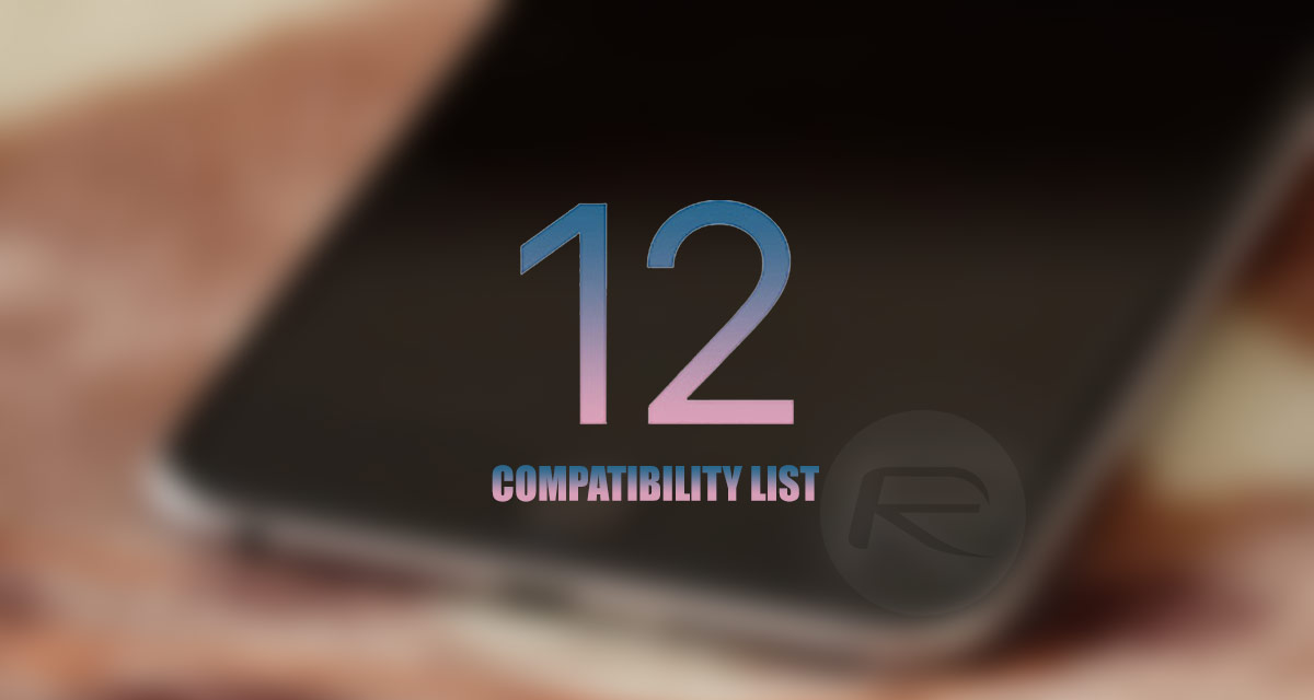 16 Luxury Pubg Wallpaper Iphone 6: IOS 12 Compatibility List For IPhone, IPad, IPod Touch