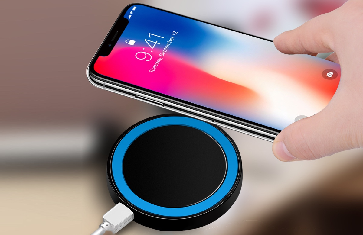 Tech Deals: $11 95 iPhone & Android Wireless Charger, $50