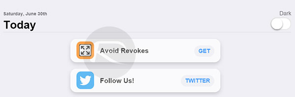 xtender Anti-Revoke App Stops Crashes / Revokes On iOS 11 4