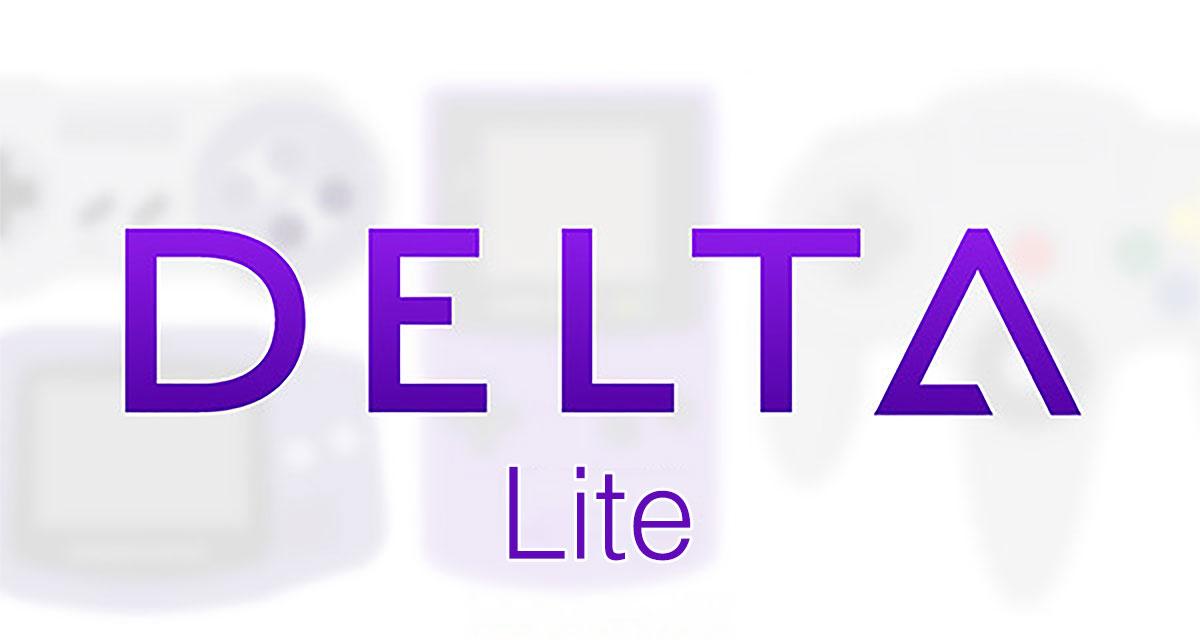 Delta Lite NES Emulator iOS IPA Download For iPad Released