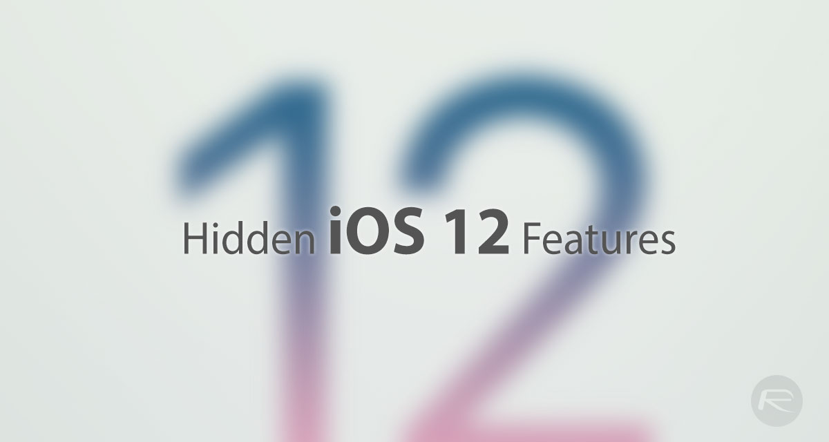 150+ iOS 12 Hidden Features For iPhone And iPad [Running