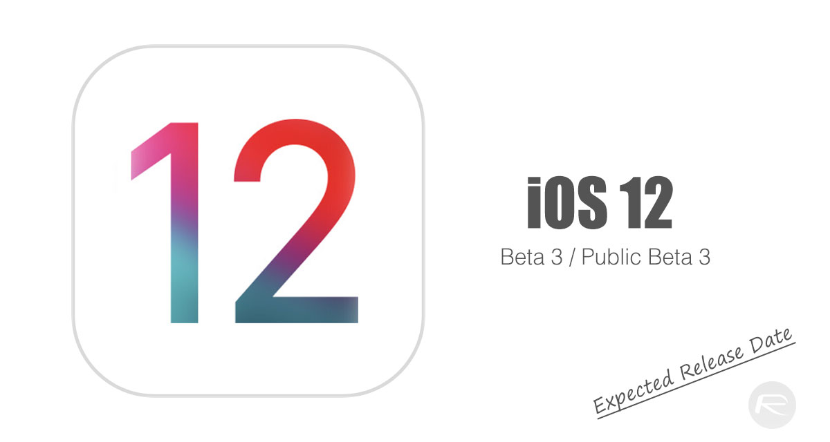 download ios 12 beta profile