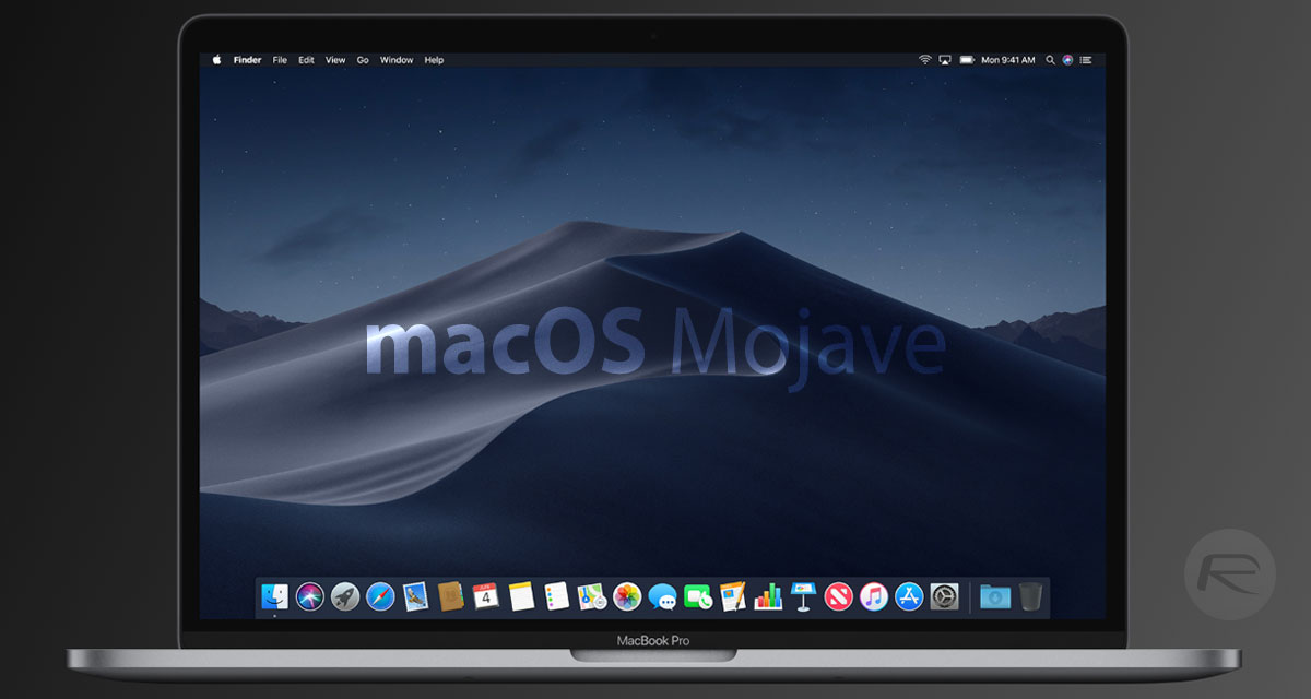 Download macOS Mojave Wallpapers From Here