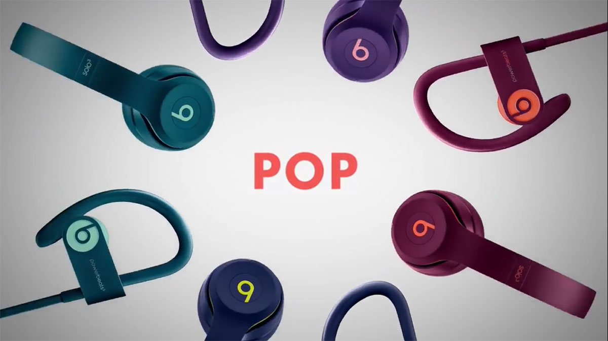 6ccfdd53e24 Apple Launches New Pop Collection For Beats Solo3 And Powerbeats3 ...