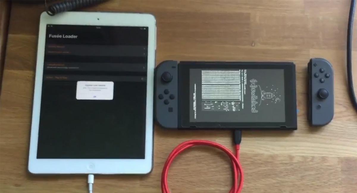 NXBoot iOS Tweak App Can Jailbreak Nintendo Switch Using
