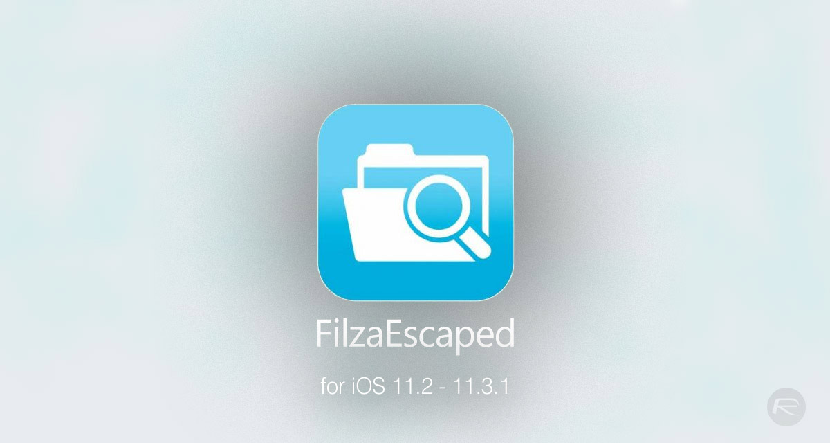 FilzaEscaped iOS 11 3 1 IPA Download Released [No Jailbreak Required
