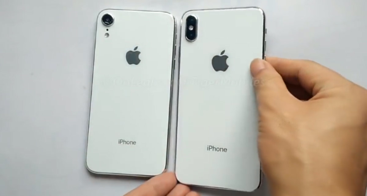 huge discount 735f0 f548e iPhone X Plus Is Real, iOS 12 Beta Confirms | Redmond Pie