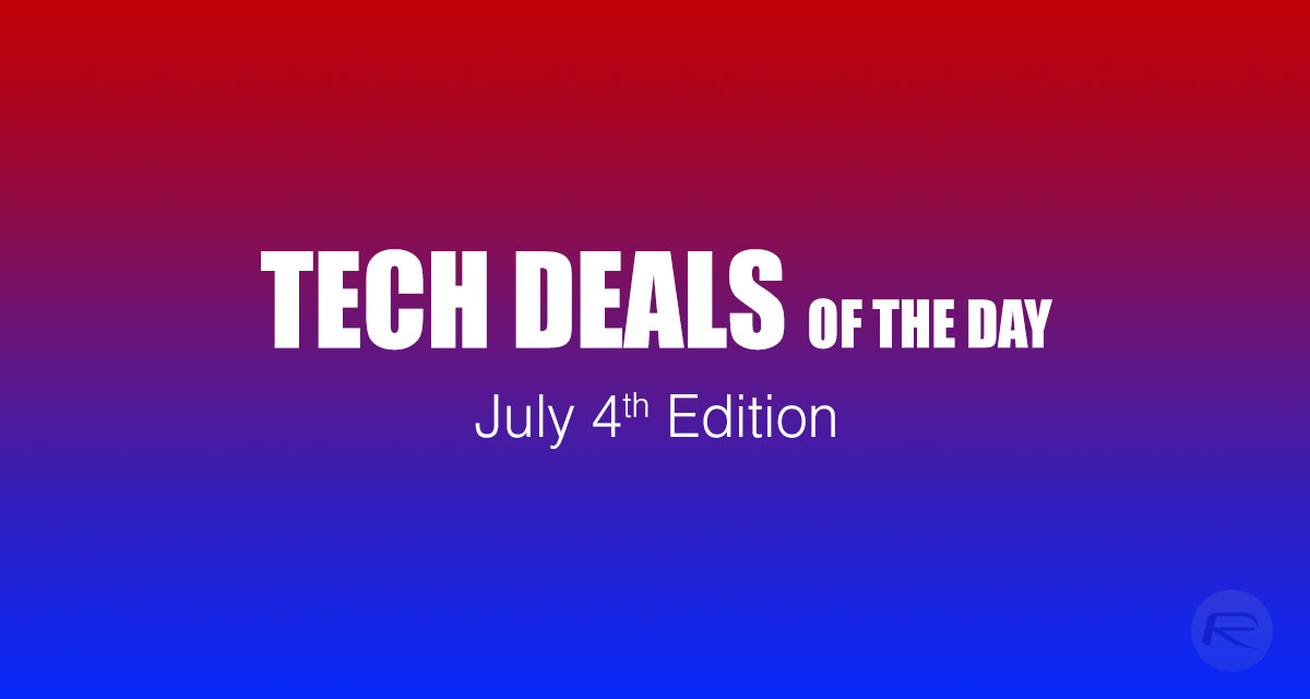 Tech Deals July 4 Edition: 1TB Dropbox With Free Gift Card, 20% Off