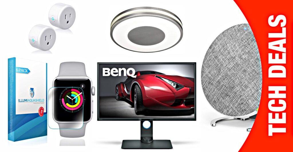 Tech Deals: Get $100 Off 4K Monitor, $25 Off HomeKit Philips Hue