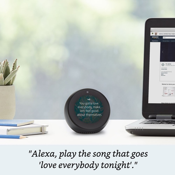 You: 'Alexa, open Cortana.' Alexa: 'Who?'