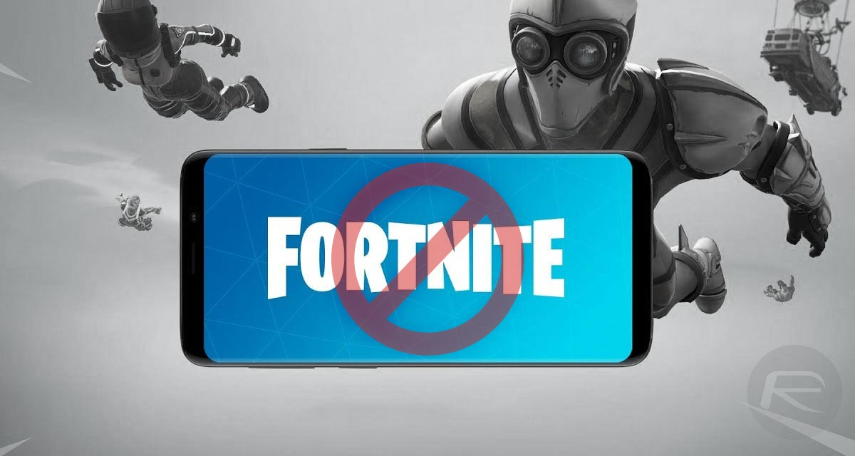 Fortnite beta invites are going out, as first wave comes to non-Samsung phones