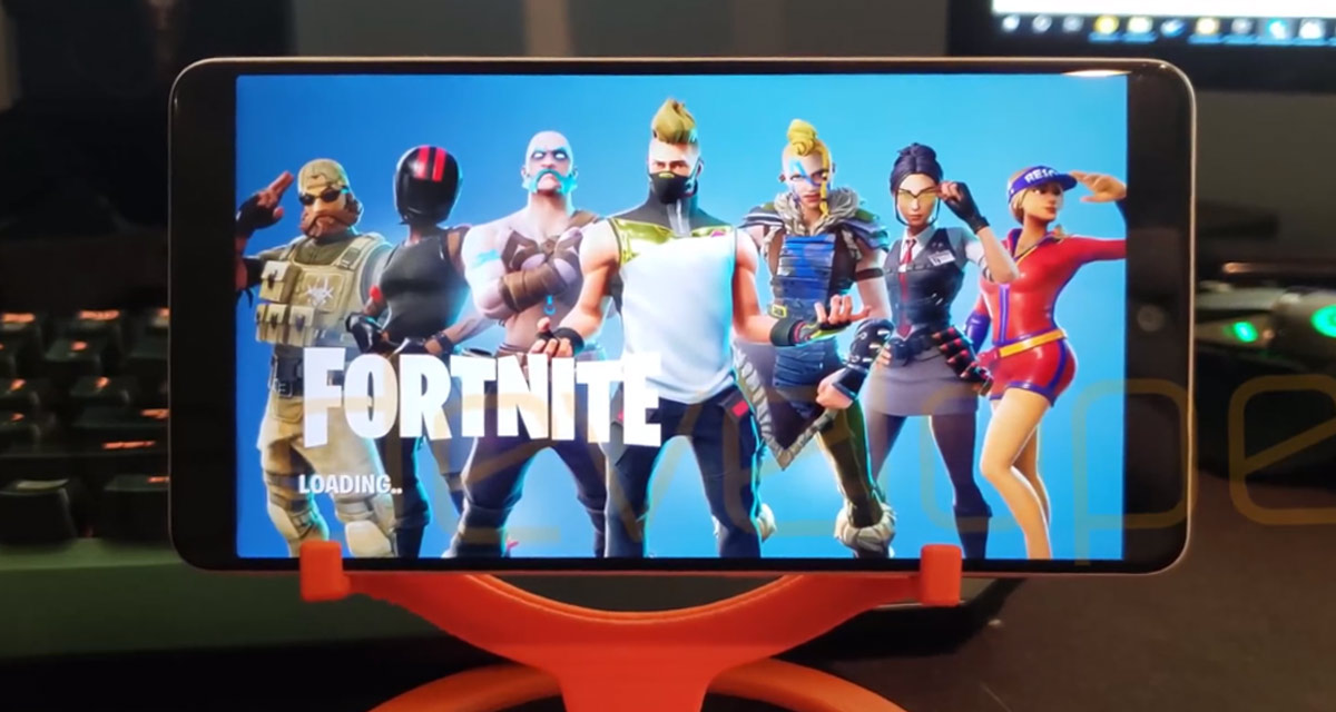 Fortnite Android APK Download Leaks But There's A Catch