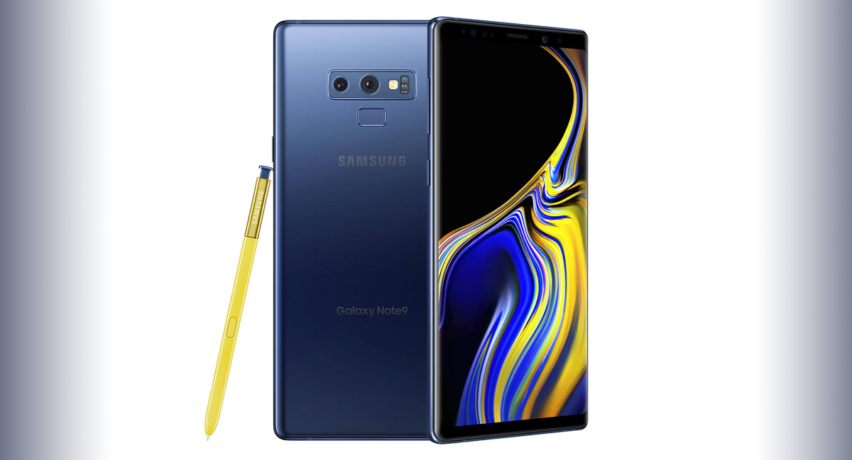 Download All Galaxy Note 9 Stock Wallpapers From Here Redmond Pie