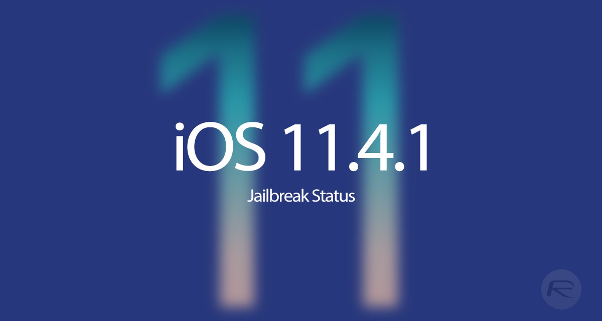 ios 11.4 1 jailbreak download