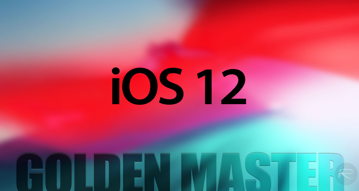 Download iOS 12 GM IPSW Links And OTA Update For iPhone And