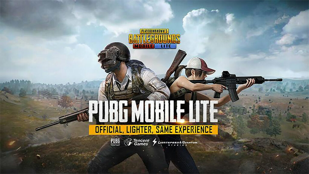 PUBG MOBILE LITE APK Download For Old Android Devices