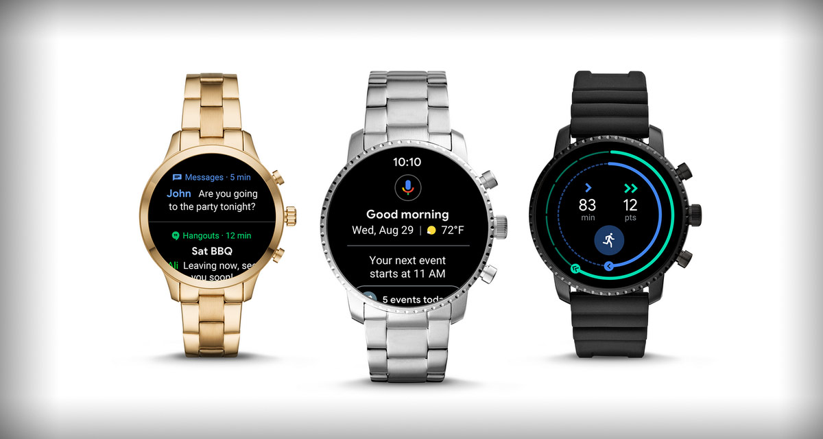 Wear OS Gets Easier Access to Notifications, Google Assistant and More