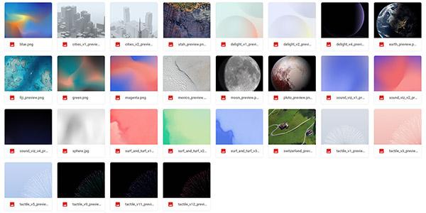 Download: Google Pixel 3 Wallpapers Leaked   Redmond Pie